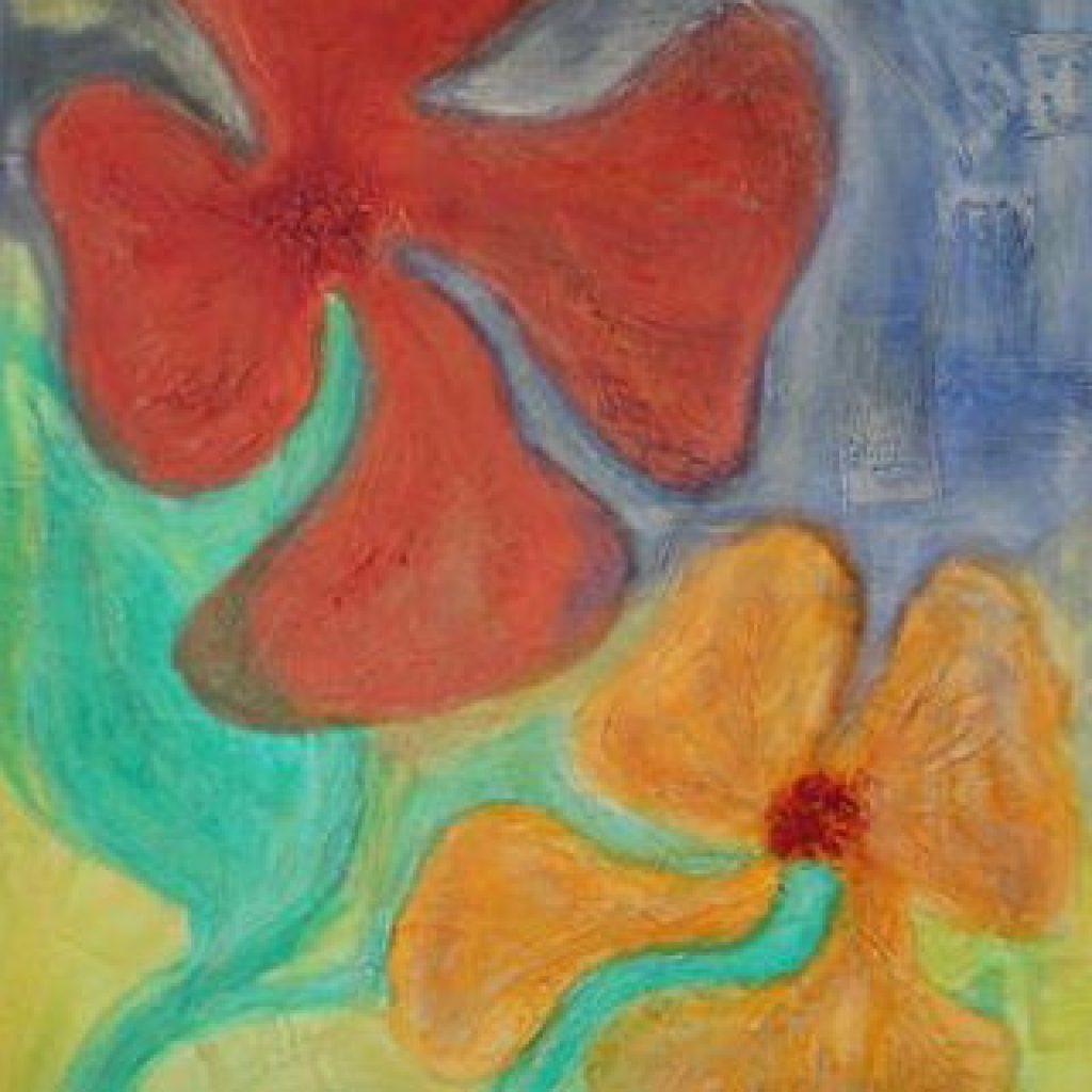 113-fantasie-bloemen-pasta-acryl-olie-60x80cm.